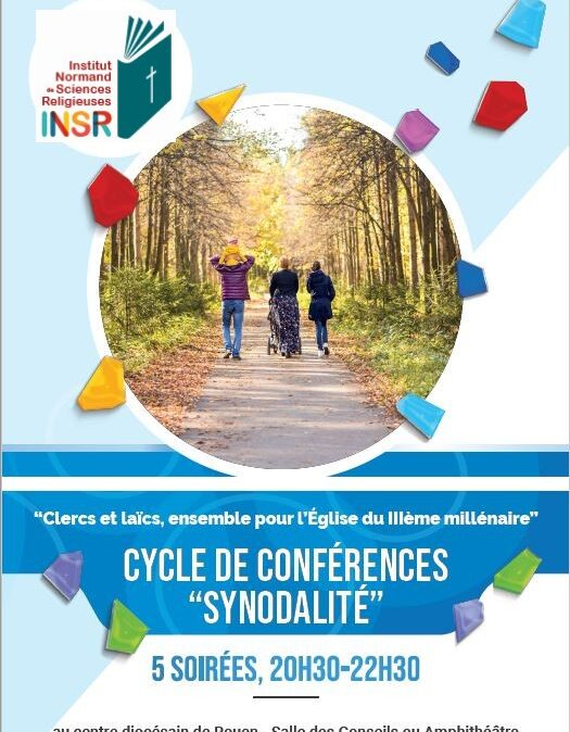 Cycle Synodalité