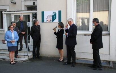 Inauguration de l'INSR à Caen : c'est fait!