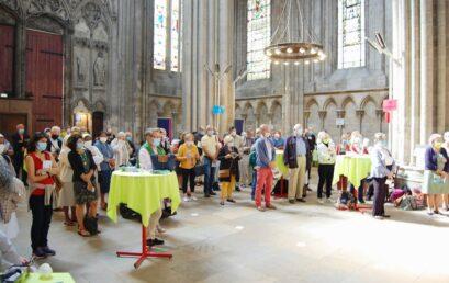 Retour sur l'inauguration à Rouen