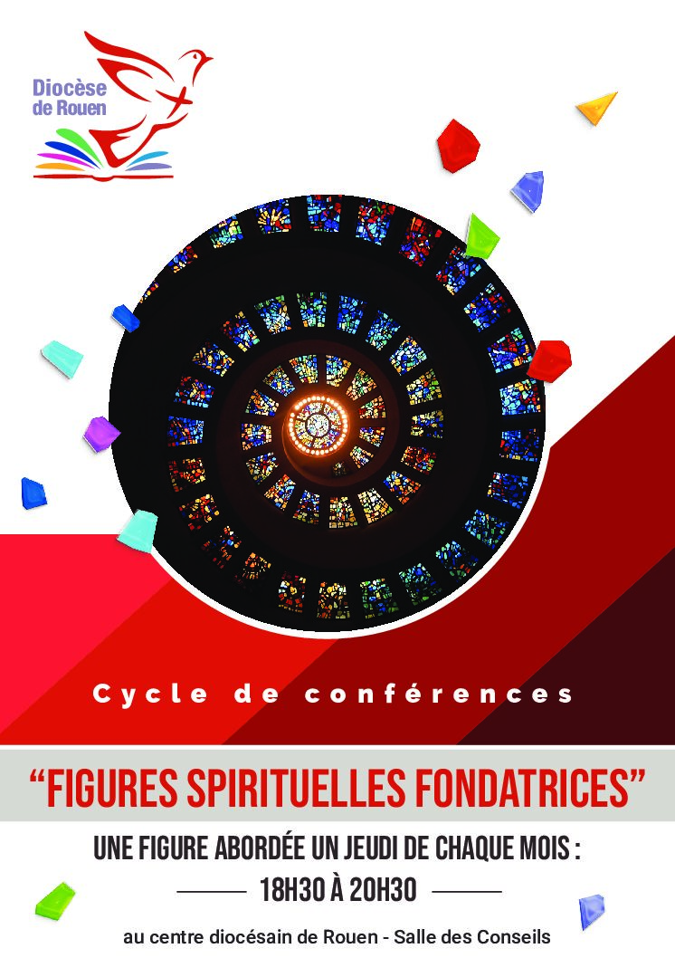 """Cycle de conférences """"Figures spirituelles fondatrices"""""""