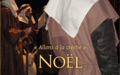 """""""Allons à la crèche"""", un livre édité par la Paroisse de Granville"""