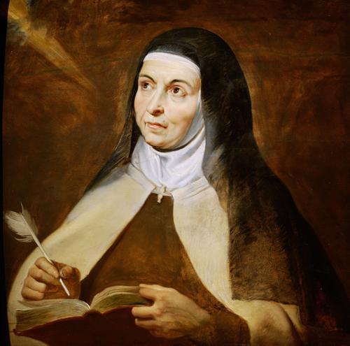 Sainte Thérèse d'AvilaSr Christine, Prieure du Carmel du Havre