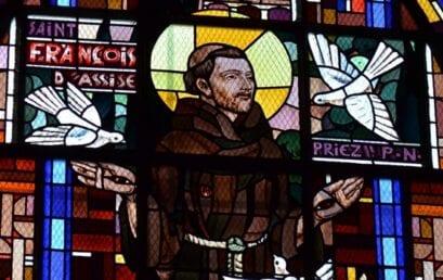 Grandes figures spirituelles : Saint François d'AssisePère Patrice KERVYIN