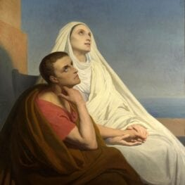 Grandes figures spirituelles : Saint Augustin Sr Jean Thérèse Dano