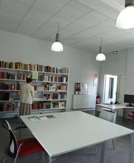 Biblio RN salle