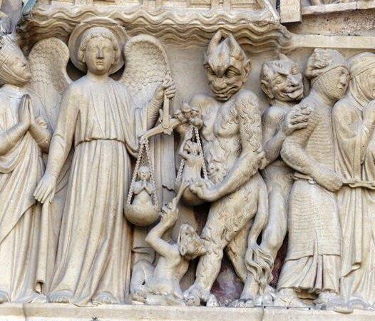 Anges et Démons –   Session à Montligeon