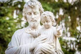 Qui es-tu Saint Joseph ? –   cours du soir avec Nathalie LE GAC